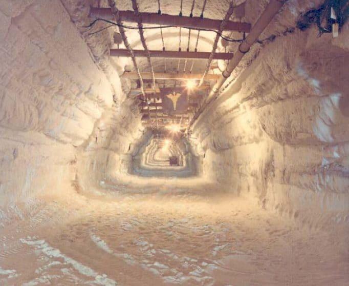 Manipulare climatică, Proiectul Iceworm