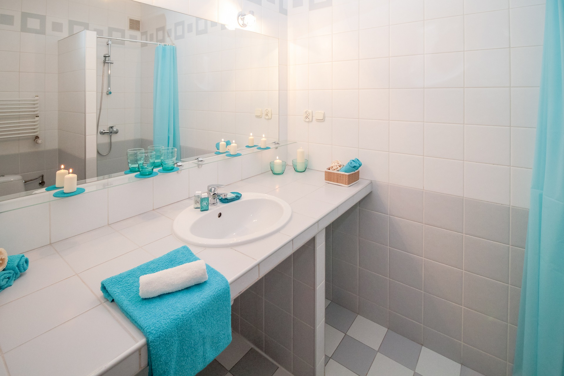 7 idei pentru a face locuinţa să strălucească, baia