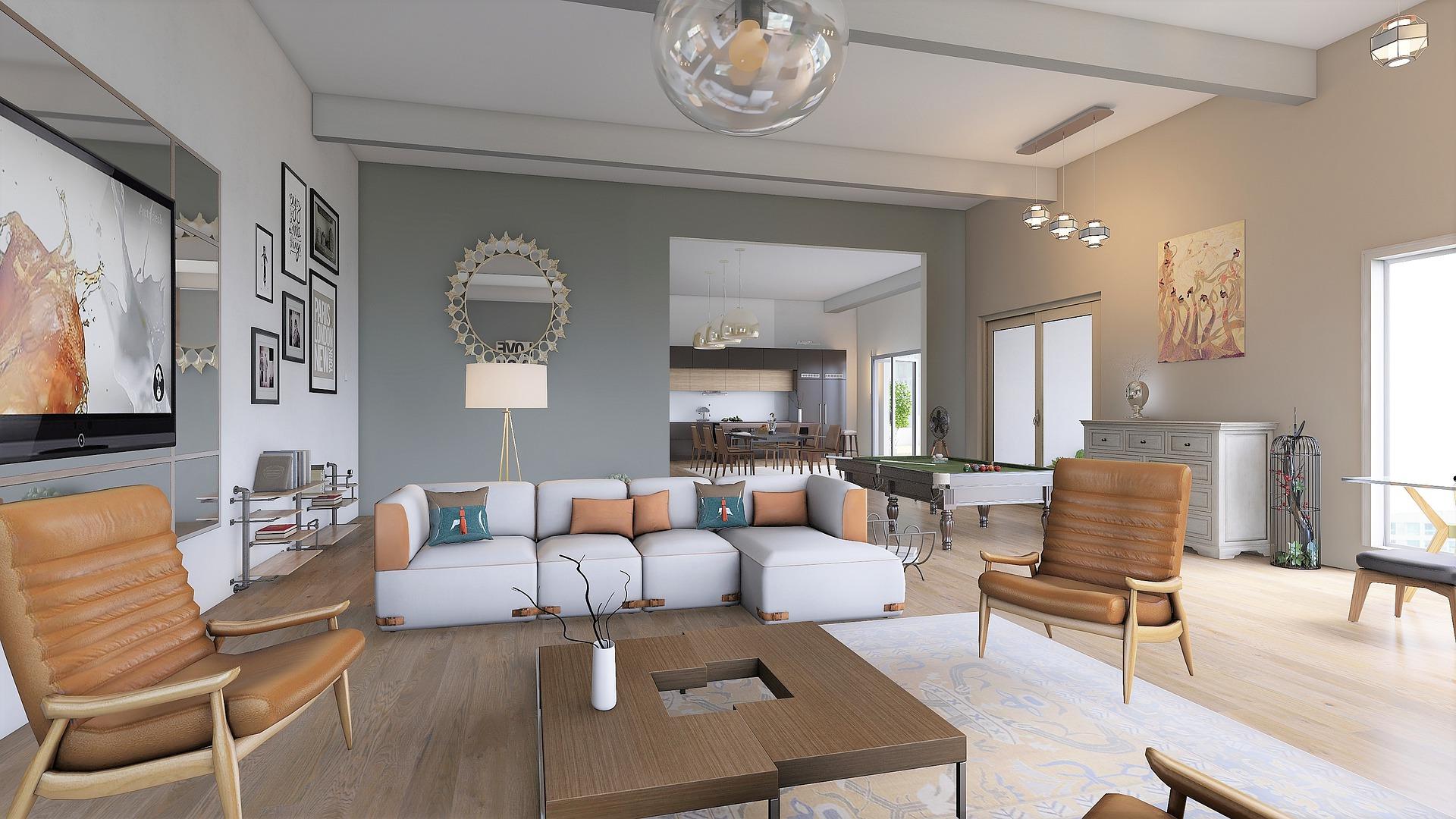 7 idei pentru a face locuinţa să strălucească, oglinzi, culoare, lumina