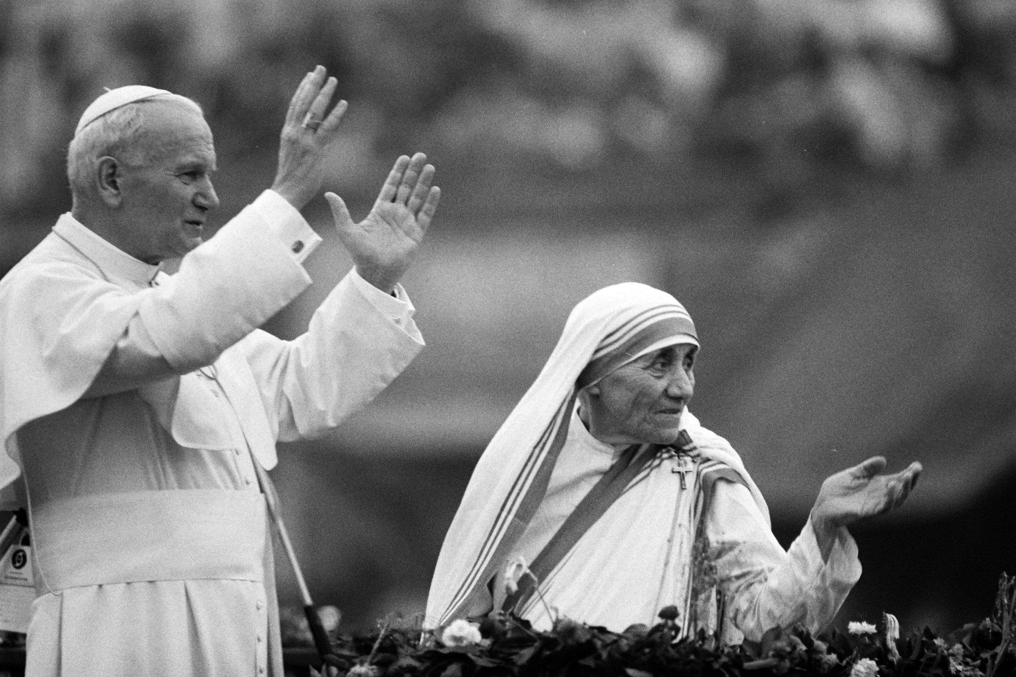 Canonizarea Maicii Tereza
