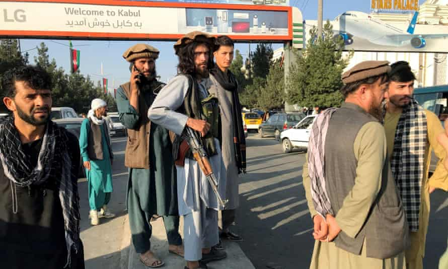 Talibanii din Afganistan
