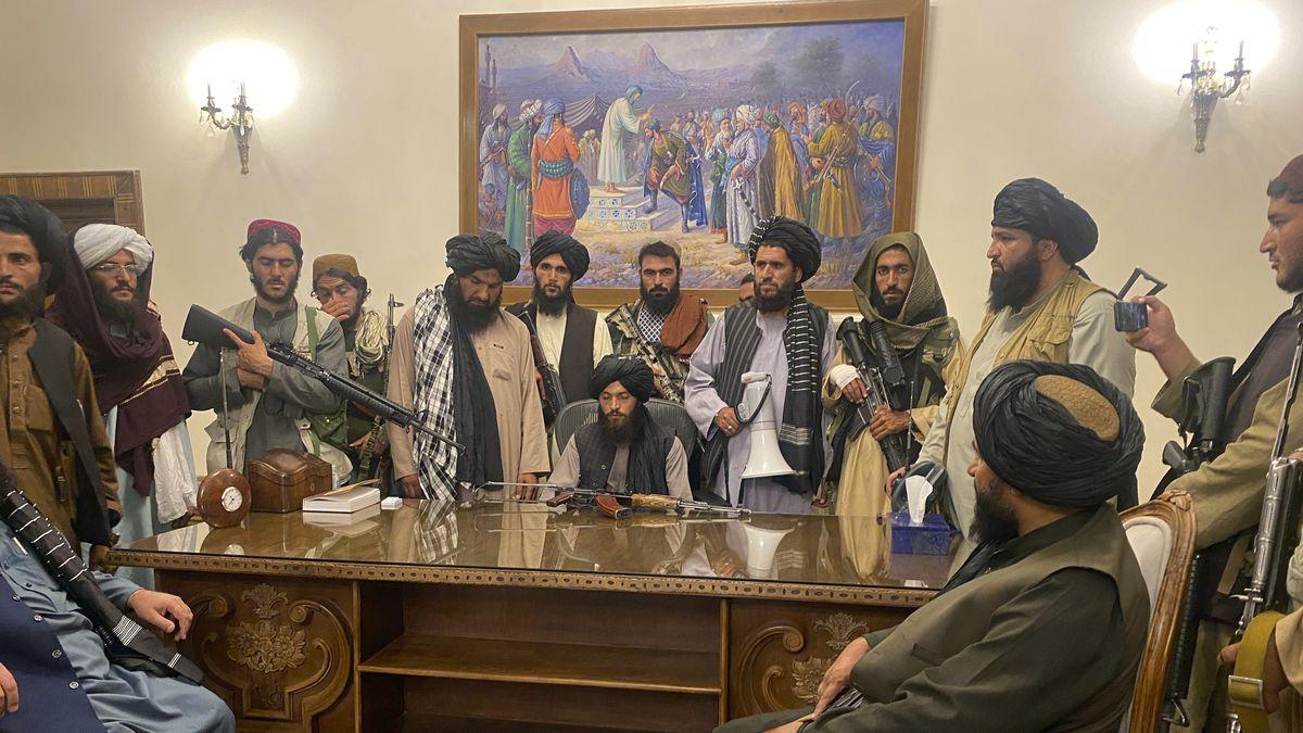Liderii talibanilor
