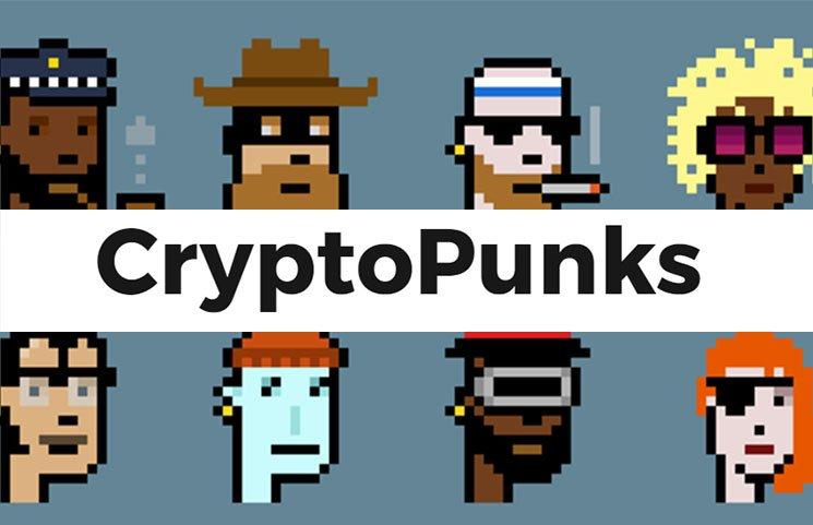 CryptoPunks, Larva Labs