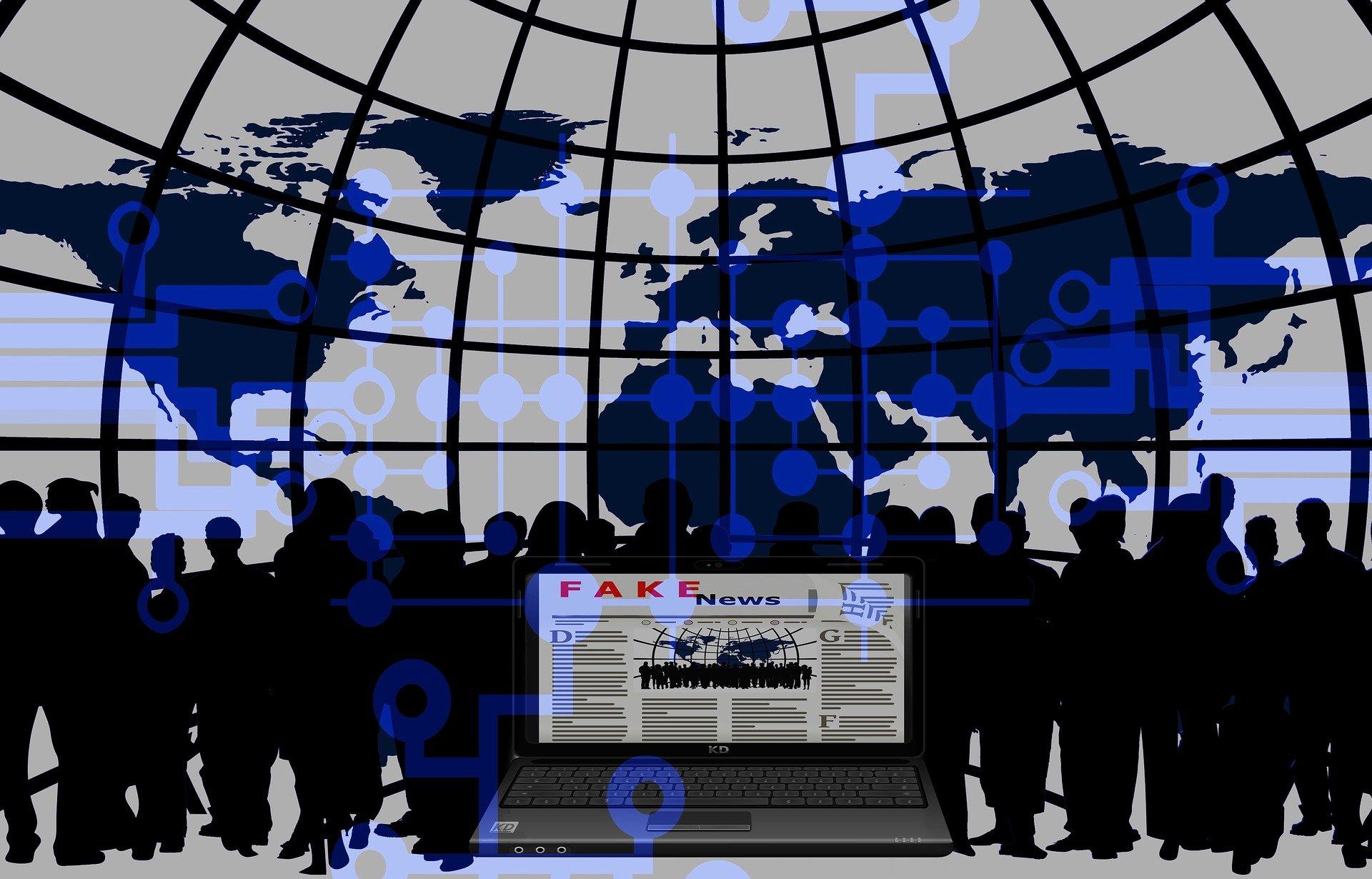 Universul digital si Fake news-urile