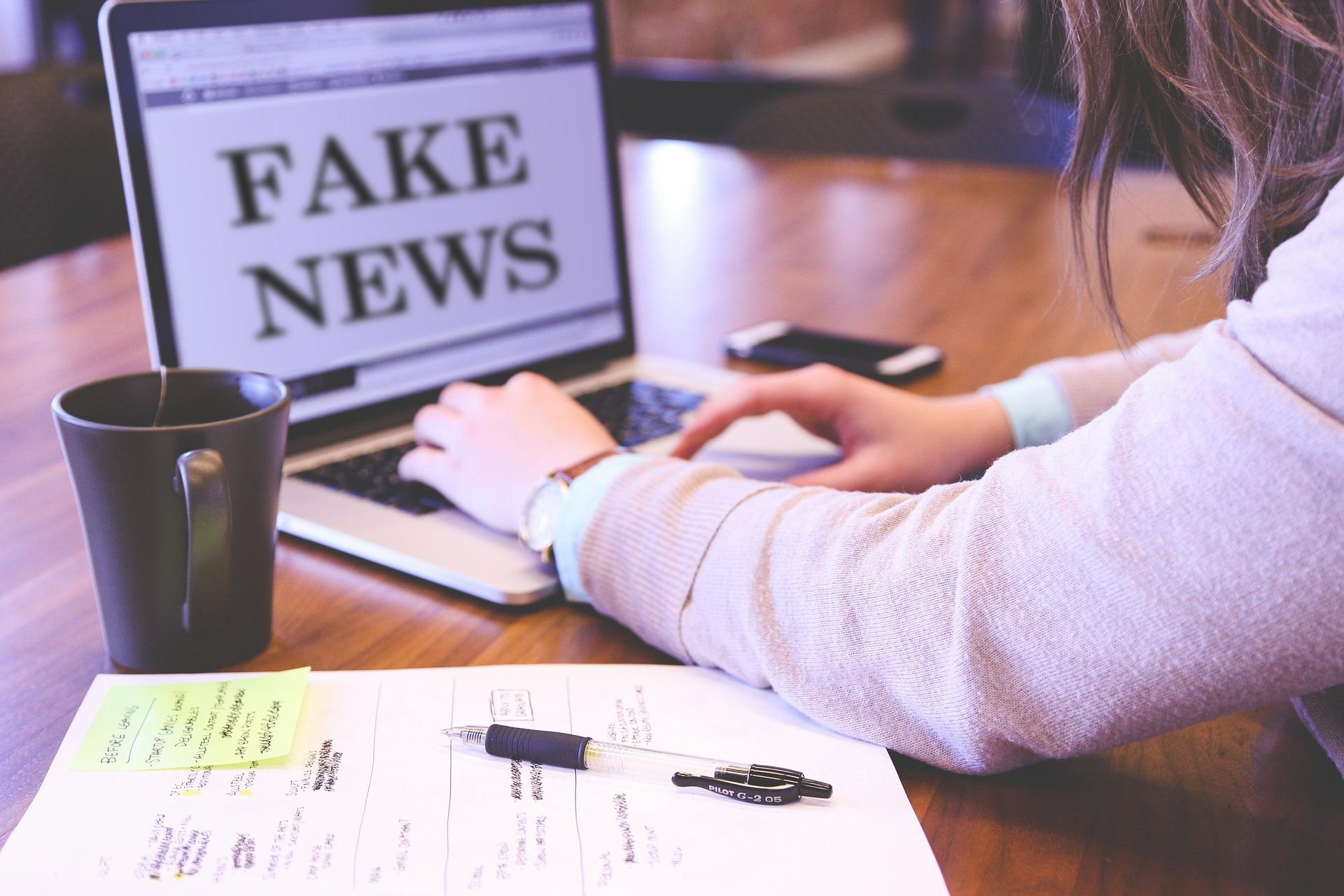 Ştirile false si universul media