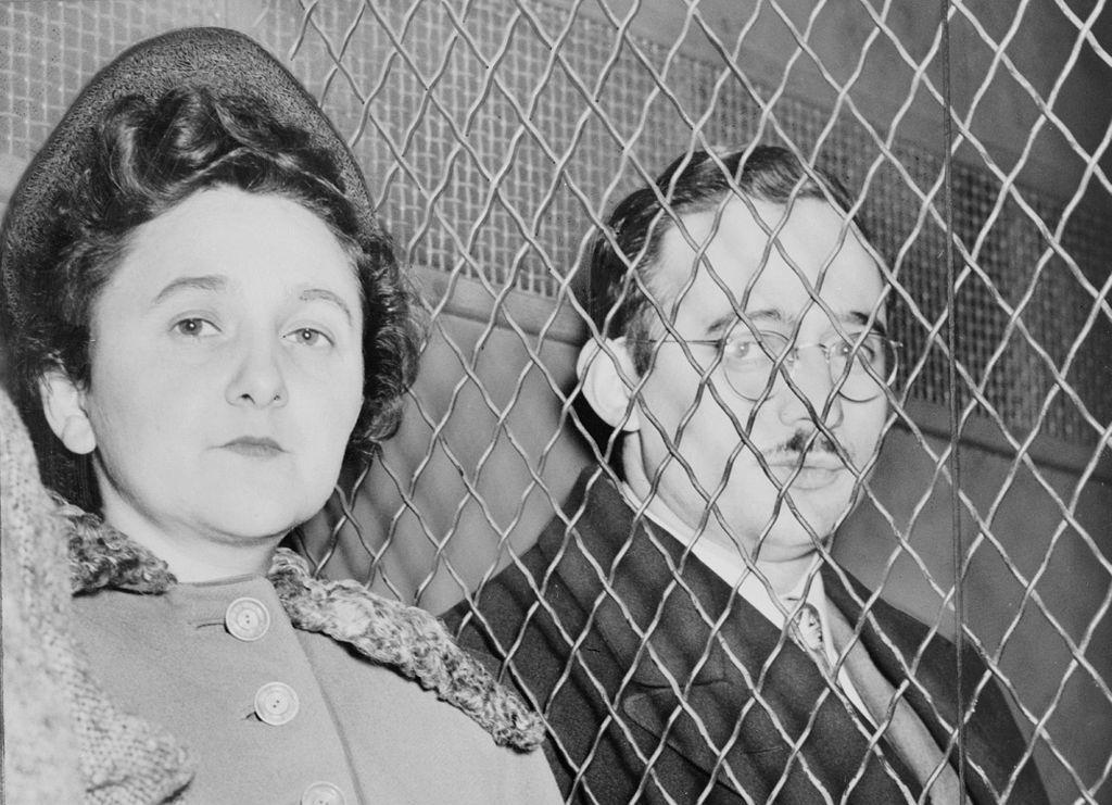 Ethel și Julius Rosenberg