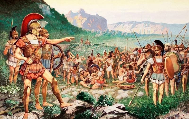 Trădarea de-a lungul istoriei, Ephialtes din Trachis
