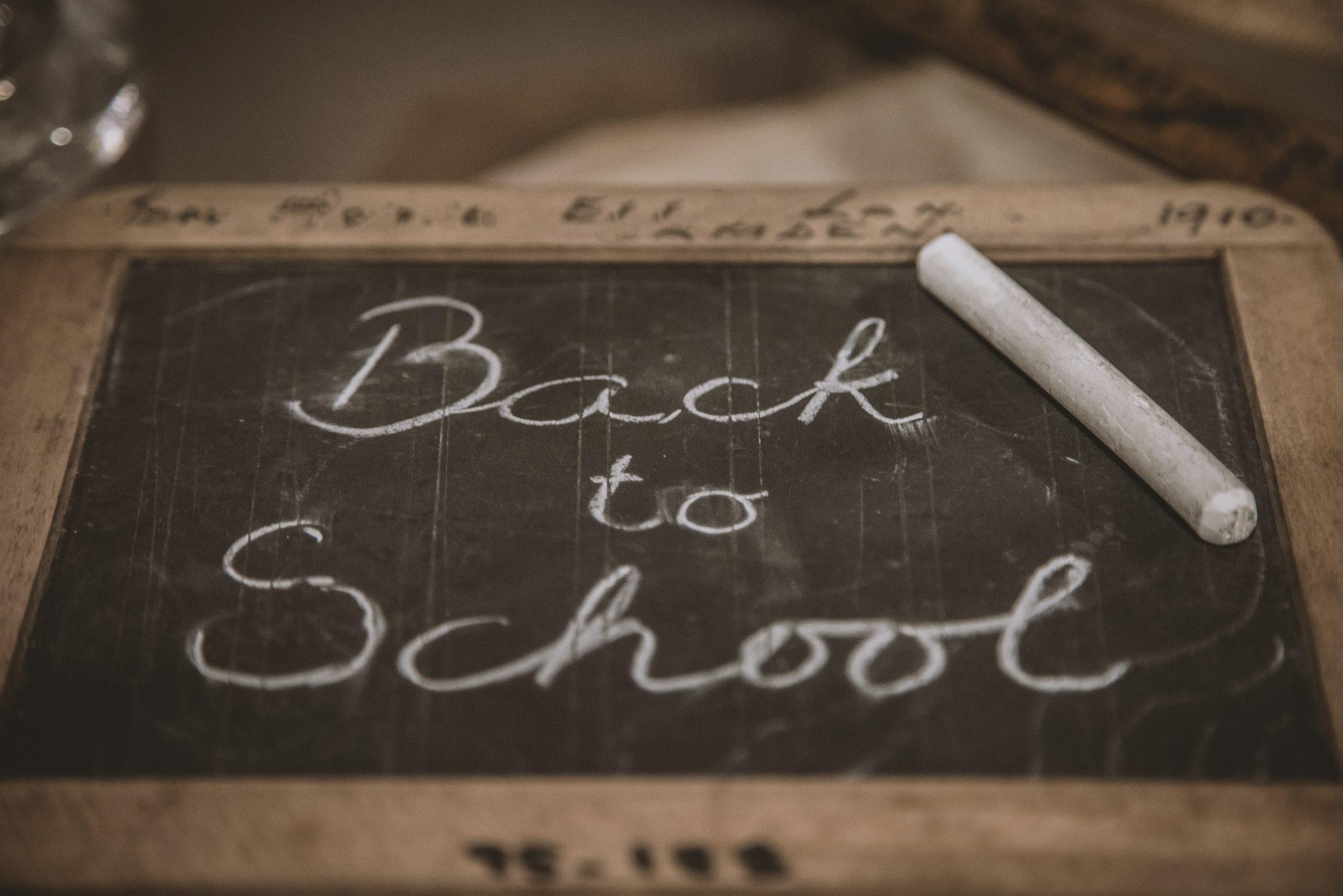 Inapoi la scoala!