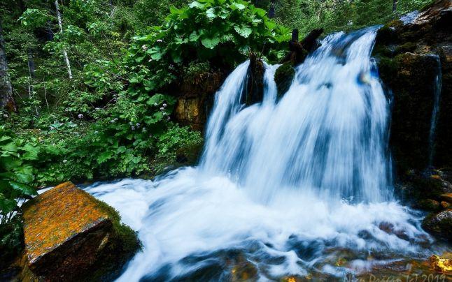 Cascada Sapte Izvoare, Bucegi