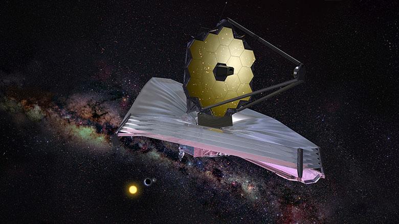 Telescopul spațial James Webb, cel mai mare şi cel mai performant construit vreodată
